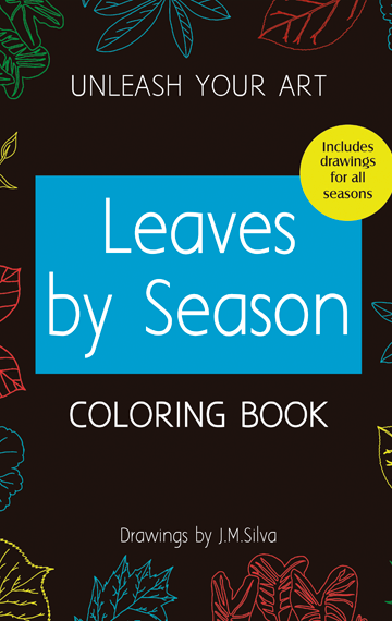 Leaves By Season – Coloring Book